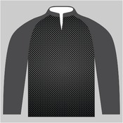 Members Only Graphite Pro Fishing Jersey