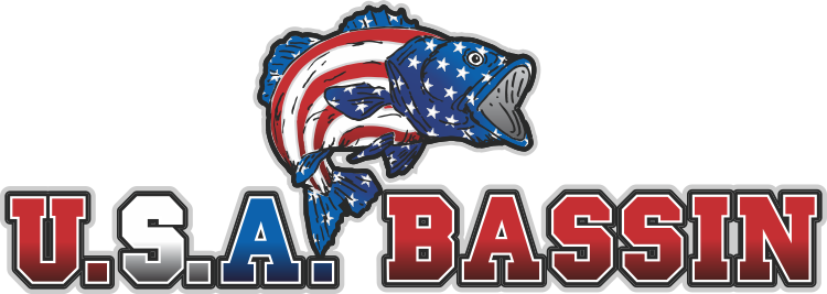 USA Bassin Fishing Jerseys, Apparel & Gifts